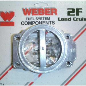 Weber Carburetor Stock Air Cleaner Adapter Toyota Land Cruiser 2F 32/36 38/38-0