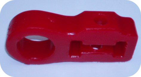 Farm Lift Jack Strap Handle Holder Isolator RED-7915