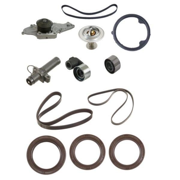 Timing Belt Kit for Acura 3.2TL 3.2 TLS 00-03 V6 Water Pump-0