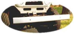 New OEM Bumper for FJ40/45-0