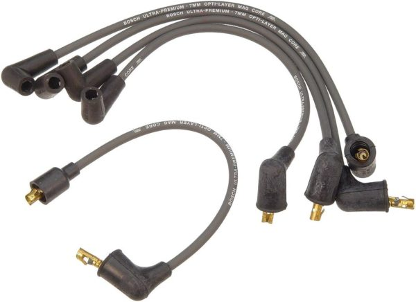 Ignition Spark Plug Wire Set for MG MGB & GT 63-80 1.8-0