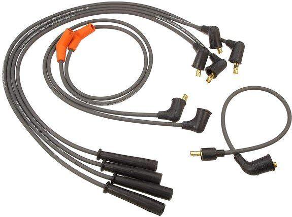 Spark Plug Wire Set for Datsun Nissan 240z 260z 280z 280ZX Turbo-0