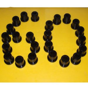 Polyeurethane Bushing Kit for Toyota Land Cruiser FJ40 FJ60 FJ62 81-90-0