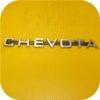 Chevota Front Radiator Grill Emblem for Toyota Land Cruiser FJ40 FJ45 V8 SBC-22697