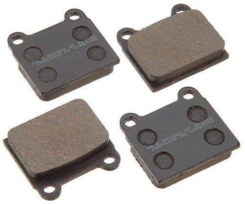 Front Disc Brake Pads for PORSCHE 356 912 911 914 930 Volkswagen Type 3 4 VW-0