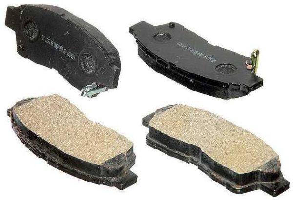 RAV4 Front Brake Pad Set - High Value-0