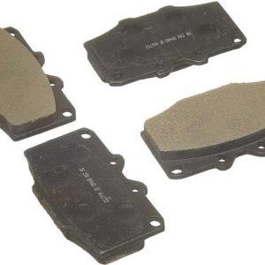 Deluxe Front Brake Pad Set - 4Runner-0