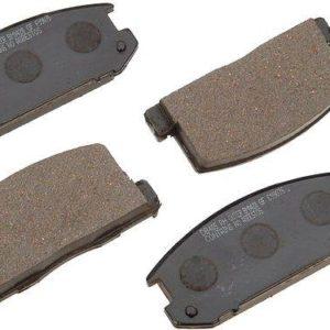 Rear Disc Brake Pads for Toyota MR2 MR-2 4AGELE 5SFE 1ZZFE-0