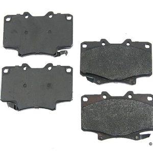 Front Brake Pads for FzJ80 Toyota Land Cruiser Lexus LX450-0