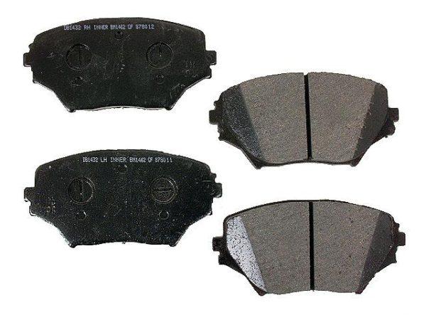 RAV4 Deluxe Front Brake Pads-0