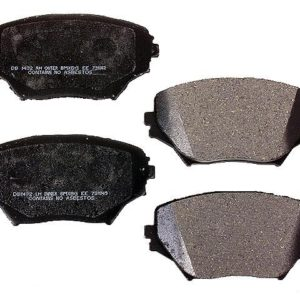 PBR Metal Master RAV4 Front Brake Pad Set-0