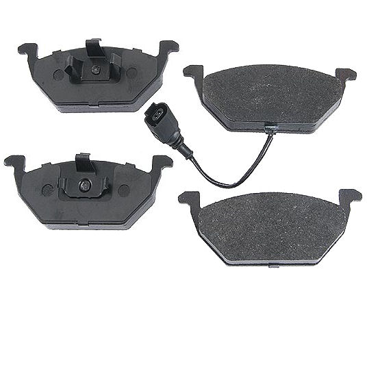 Front Disc Brake Pads for Volkswagen Beetle Golf Jetta VW-0