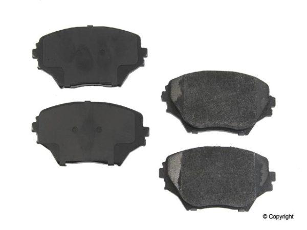 Front Disc Brake Pads for Toyota RAV4 01-05-0