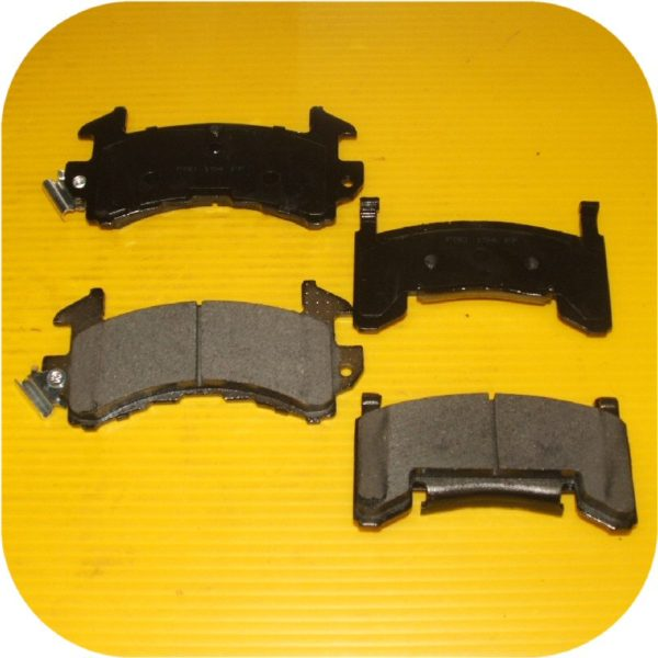 Disc Brake Pads for JTO Front or Rear Disc Brake Kits-0