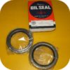 2 Front Outer Axle Seal Land Cruiser LX450 Toyota Truck-0