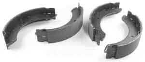 Rear Brake Shoes fits 86 Pickup and 4 Runner-0