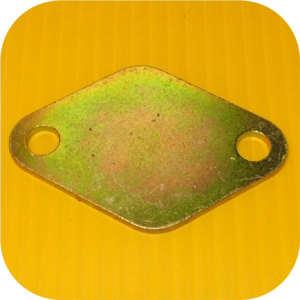EGR Block Off Plate for 81-87 2F-0