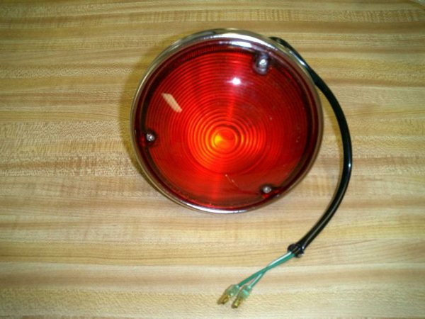 Early Rear Turn Signal OEM Brake Tail Lamp-1635