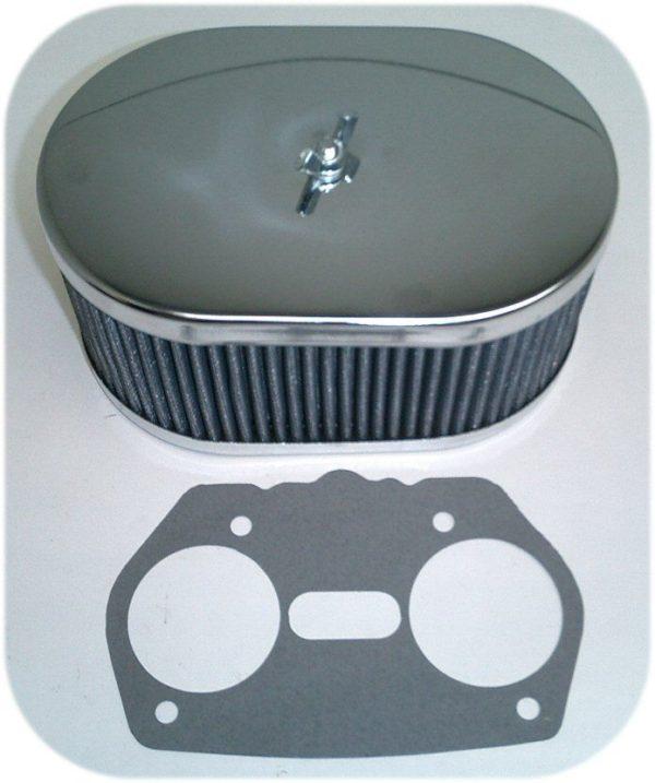 Weber Air Filter Cleaner 40 44 48 IDF Carburetor Carb-0
