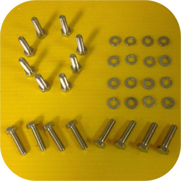 Front Disc Brake Bracket Bolts-0