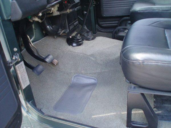 Toyota Land Cruiser FJ40 DELUXE Carpet Kit-2039