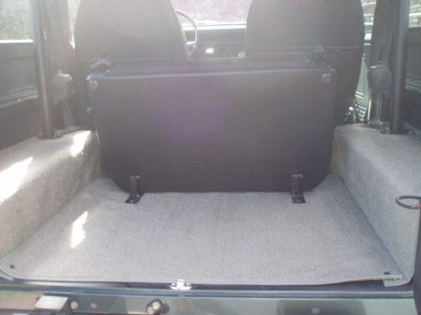 Toyota Land Cruiser FJ40 DELUXE Carpet Kit-2040