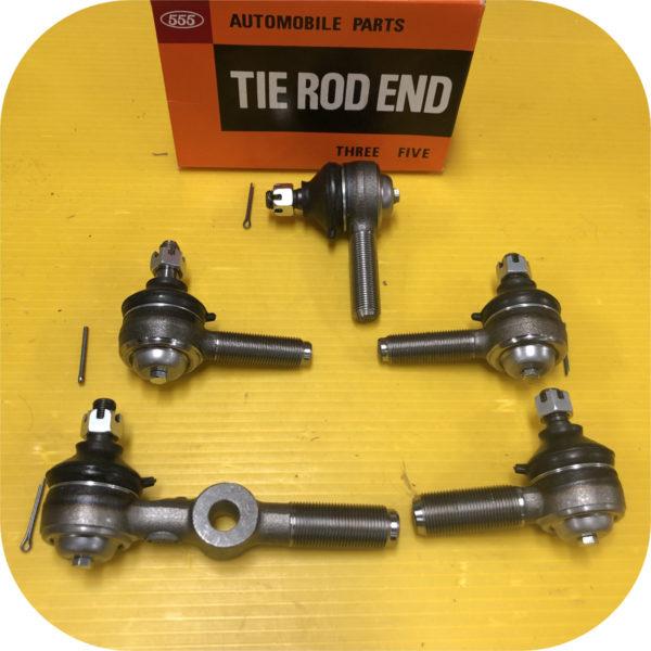 Complete Tie Rod End Kit for Toyota Land Cruiser FJ40 FJ45 FJ55 -0