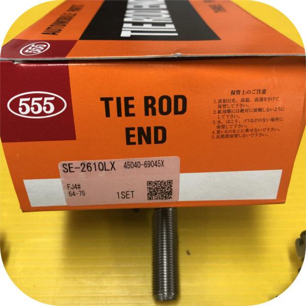Complete Tie Rod End Kit for Toyota Land Cruiser FJ40 FJ45 FJ55 -22522