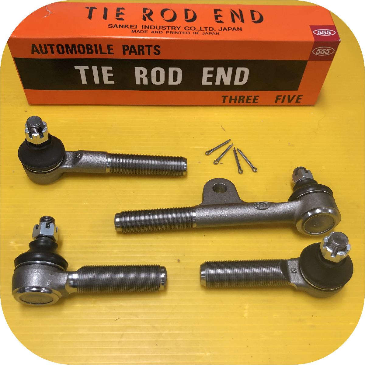 Tie Rod End Kit For Toyota Land Cruiser Fj80 Fzj80 91