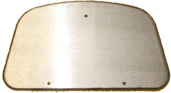 Billet Glove Box Dash Panels for Land Cruiser FJ40 Speedometer Tach Oil-0