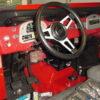 Grant 3 Spoke Challenger Steering Wheel-1394