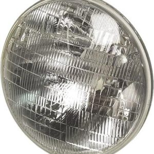 "Halogen head lamp light 7"" round-0"