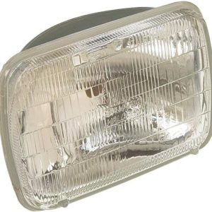 Halogen head lamp light 200mm Square-0