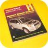 Repair Manual Book Toyota RAV4 RAV-4 96-02 Owners new-0