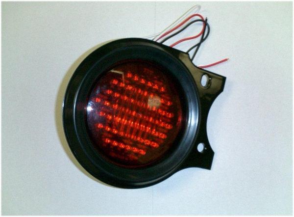 Early Toyota FJ40 Land Cruiser LED Tail Lights Lamps-1205