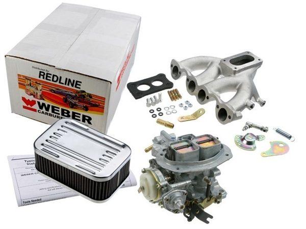 K402 Weber Carburetor VW Model: RABBIT SCIROCCO GOLF-0
