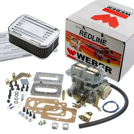 32/36 Weber Carb Kit for Land Cruiser-0