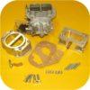 Weber Carb Kit Land Cruiser FJ40 FJ60 w/ Factory Air Cleaner-17373