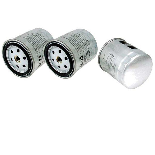 3 Diesel Fuel Filters Mercedes Benz 240 300 d sd cd td (eBay #110293638515, dntaskwy)-4521