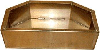 """Aluminum Drop Box 33""""l x 16"""" w x 10"""" d-934"""