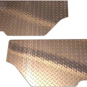 Diamond Plate Corner Skin for Toyota Land Cruiser FJ40-0