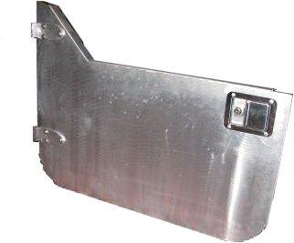 Aluminum Half Doors (pair)-20755