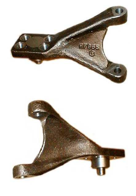 High Steer Double Steering Arm-0