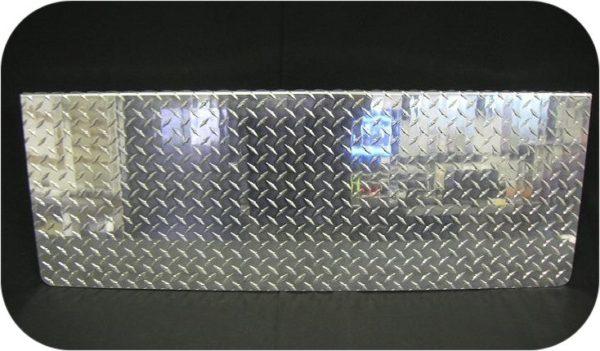 Aluminum Tailgate Cover - Diamondplate-0