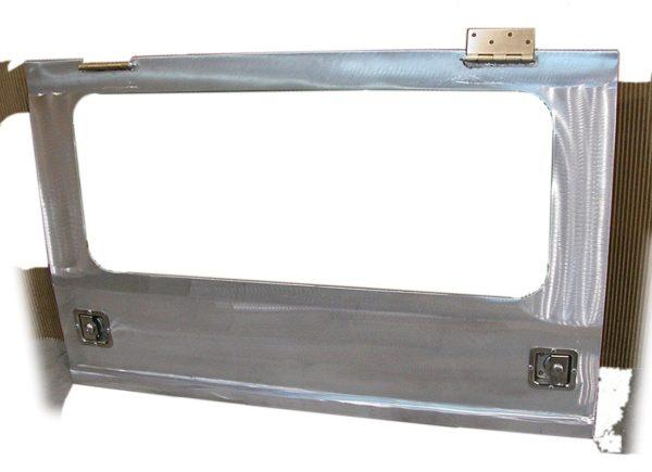 Aluminum Rear Hatch for Older Hardtop on FJ40-0