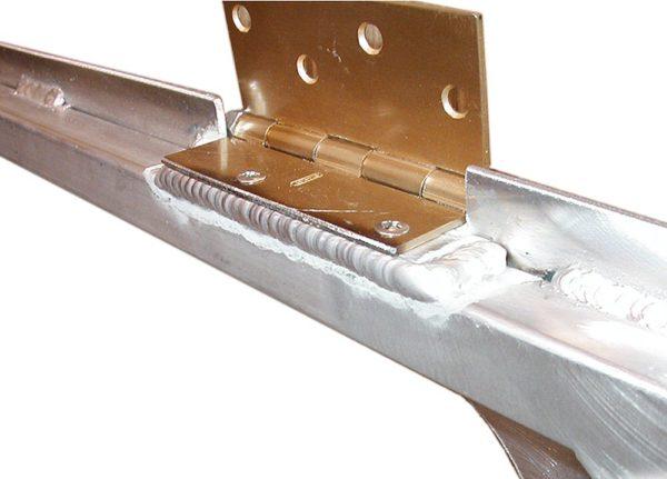 Aluminum Rear Hatch for Older Hardtop on FJ40-5097