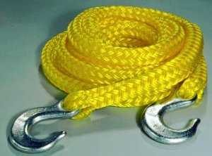 "Keeper Recovery Tow Rope: 13' X 5/8"" 6800 Lb.-0"