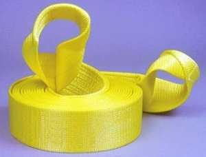 "Keeper Recovery Tow Strap: 20' X 3"" 22,500 Lb.-0"