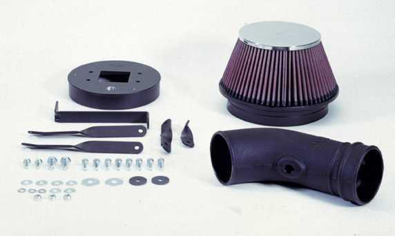 K&N Fuel Injection Performance Kit for 88-95 V6-0