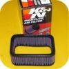 K&N Weber Air Cleaner Filter 38/38 DGES 32/36 DGV DGEV-0